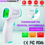Thermomètre Frontal Infrarouge