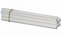 Lot de 10 batons de colle blanche