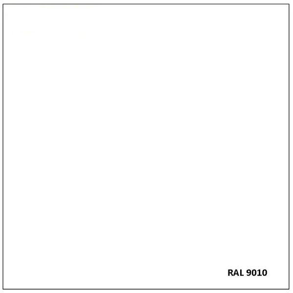 A 233 Rosol Peinture Ral 9010 Blanc Pur Brillant 400 Ml