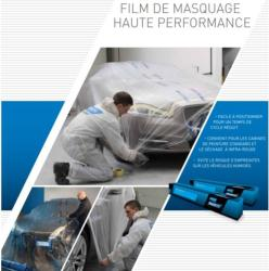 Film de masquage 4 x 150 M