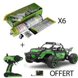 Lot de 6 Kits de colle pour pare-brises + RC Buggy