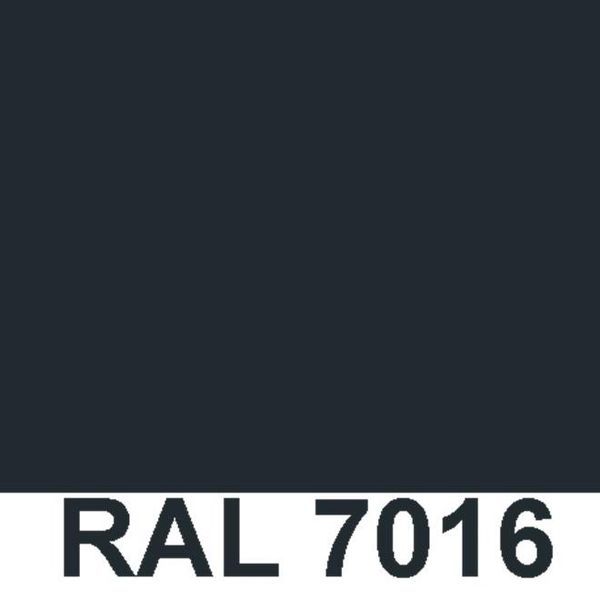 A rosol peinture ral 7016 gris 400 ml for Luminaire exterieur ral 7016