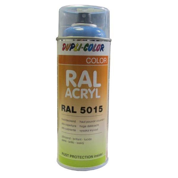 A rosol peinture ral 5015 belu ciel 400 ml - Temps de sechage peinture auto avant vernis ...