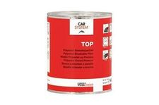 Mastic finition carrosserie liquide top 1,5kg
