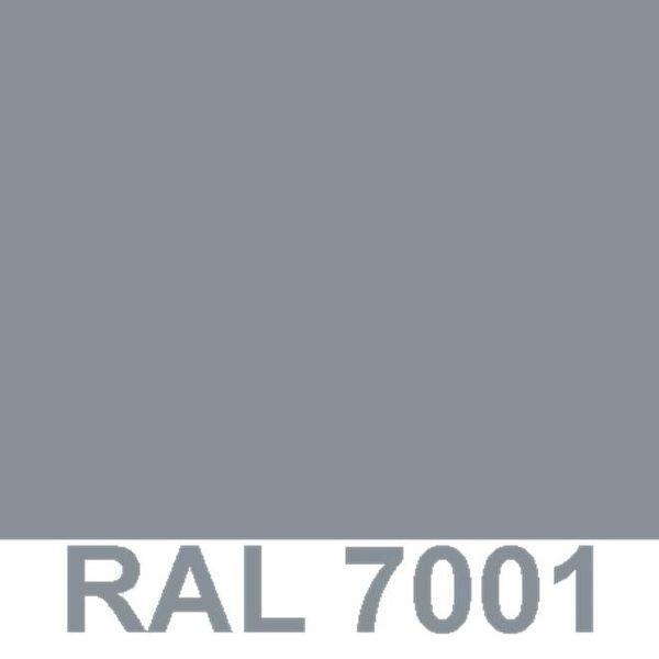 A 233 Rosol Peinture Ral 7001 Gris Fen 234 Tre 400 Ml