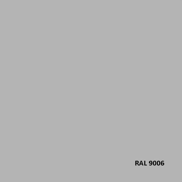 Ral 9006 aluminium blanc rev tements modernes du toit for Fenetre ral 9006