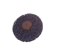 Brosse 3M 05809 Purple Scotch-Brite XT-ZS diamètre 100mm