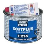 HB BODY 216 - Mastic SOFTPLUS 500ml + durcisseur