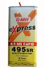 Vernis express carrosserie HB BODY 495 - 5 litres