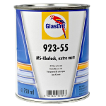 Glasurit Extra Matt Clear 923-55 - 0,75 ltr