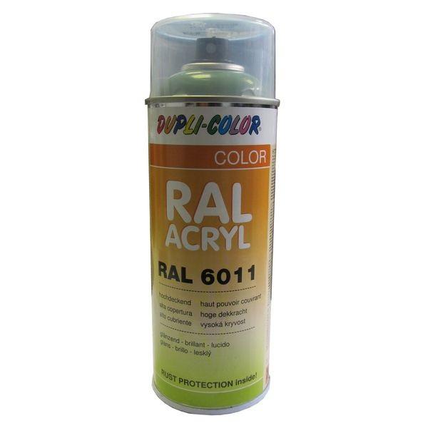 A rosol peinture ral 6011 vert r s da 400 ml - Temps de sechage peinture auto avant vernis ...