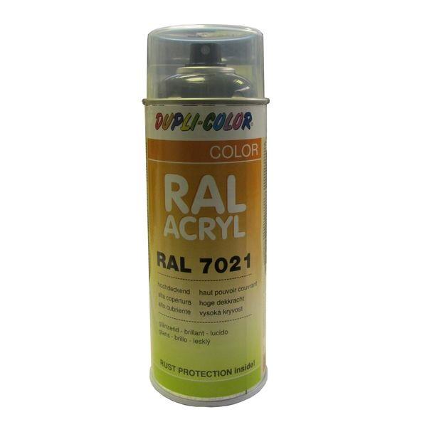 A rosol peinture ral 7021 noir gris tre 400 ml - Temps de sechage peinture auto avant vernis ...