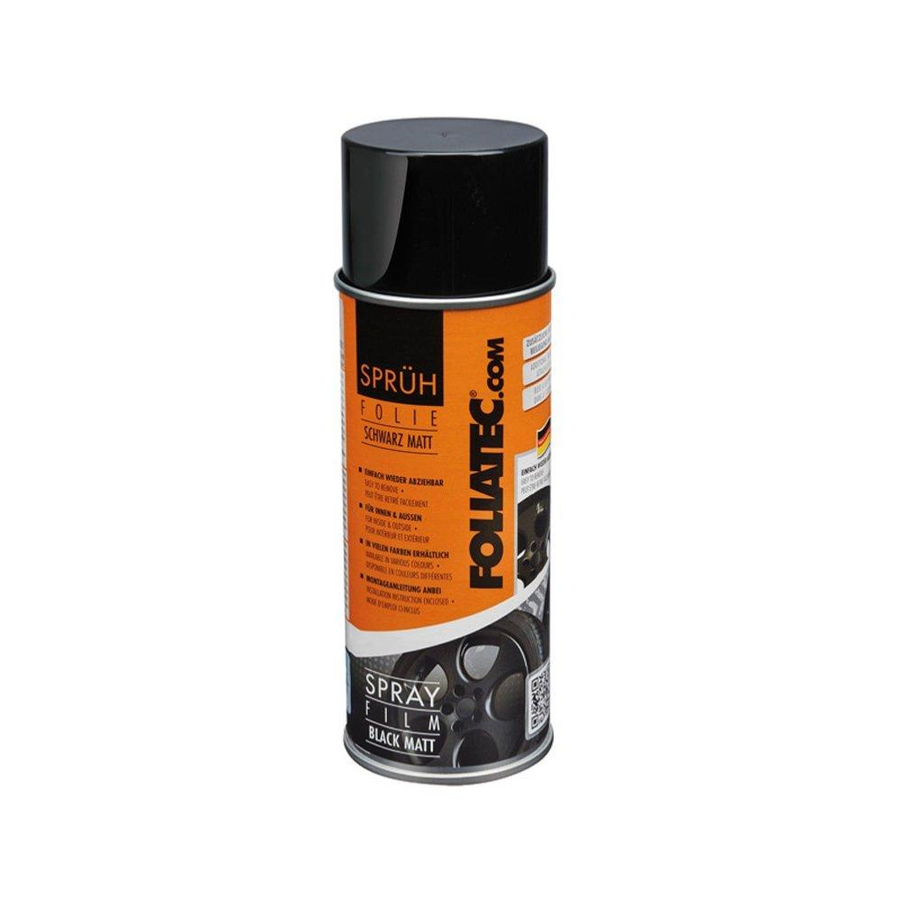 Spray Film FOLIATEC aérosol 400 ml noir mat