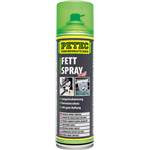 Spray graisse blanche