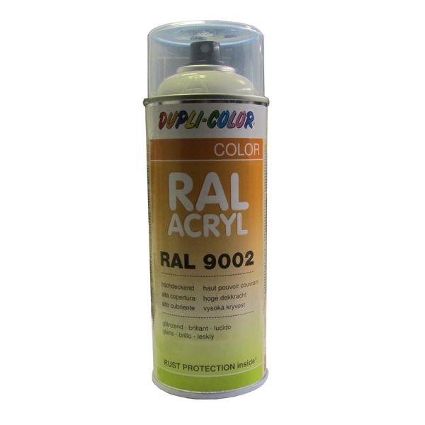 A rosol peinture ral 9002 gris pierre 400 ml - Temps de sechage peinture auto avant vernis ...