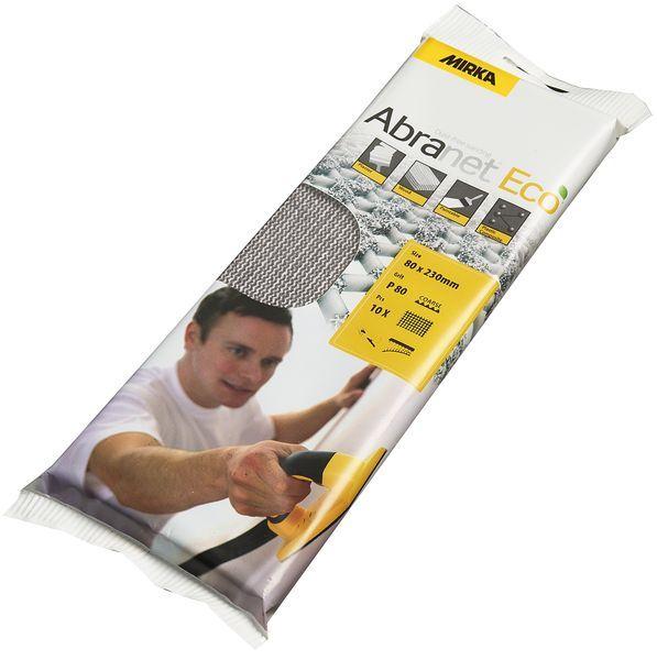 papier poncer 80 x 230 mm abranet mirka grain 240. Black Bedroom Furniture Sets. Home Design Ideas